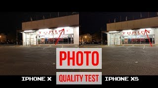 iPhone X v iPhone XS Camera Comparison - The Camera the iPhone X Deserved