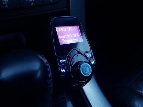 VicTsing Bluetooth FM Transmitter for Car - Amazon Products