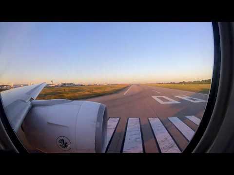 AIR FRANCE   Paris Orly To La Réunion   Boeing 777-300ER   Economy Seat 18A
