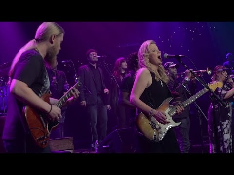 Behind the Scenes at Austin City Limits: Tedeschi Trucks Band