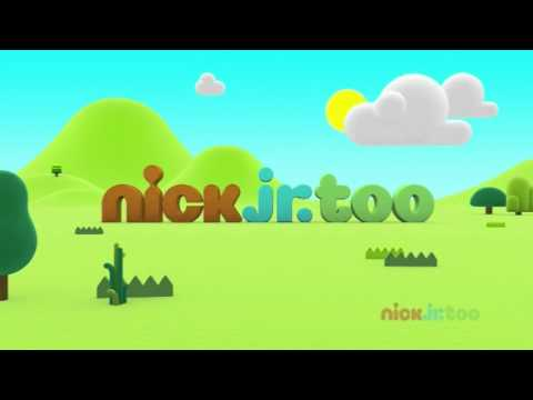 Nick Jr Too (UK) New Name Rebrand Continuity (03/11/2014) Formerly Nick Jr 2