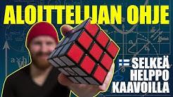 Miten ratkaista Rubikin kuutio?