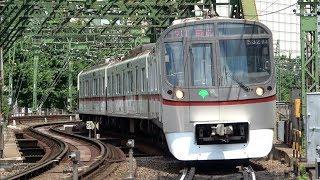 【120km/h対応車廃車へ】都営5300形5327編成 J-TREC入場回送