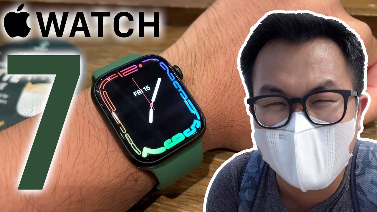 WOW Tambah LUASS!! Apakah Worth It?? | Apple Watch Series 7