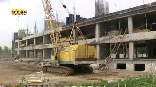 видео: Строительный бум в Тирасполе