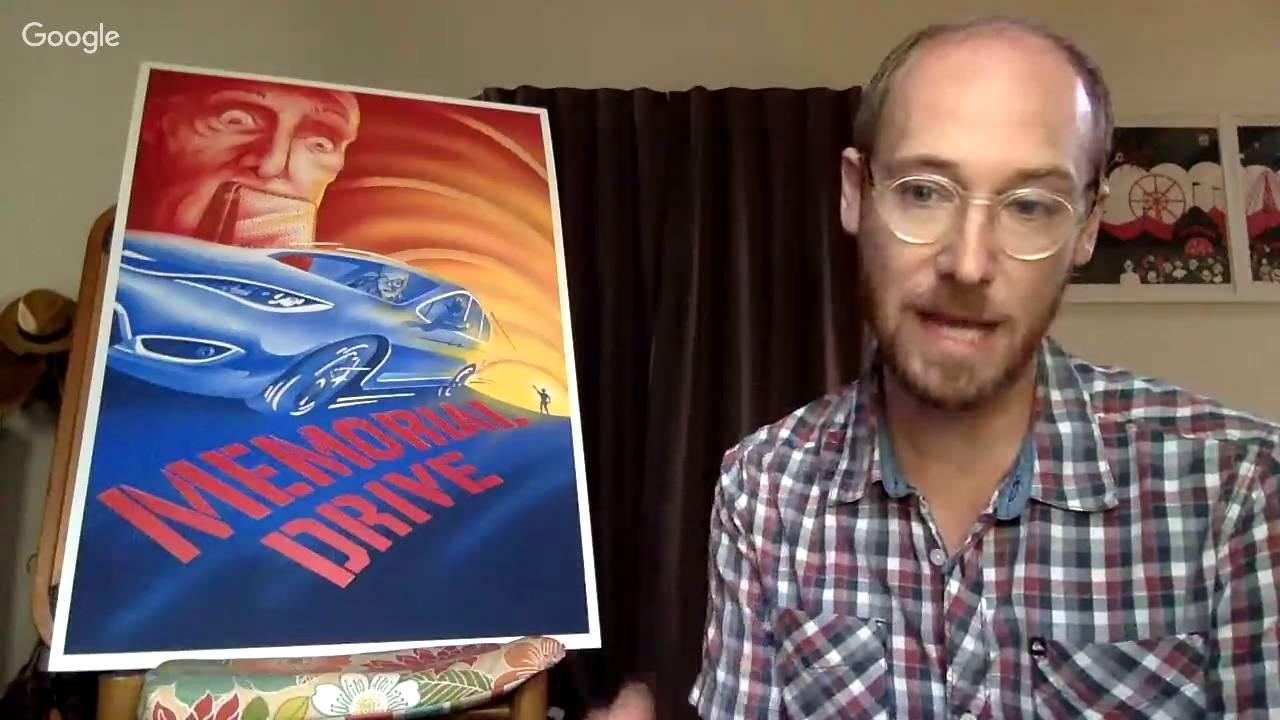 """Live Chat with director Austin Alward of """"Memorial Drive"""""""