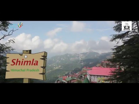 Shimla Mall Road & The Ridge | Himachal Pradesh