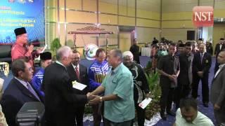Retirees can still contribute to development-PM Najib