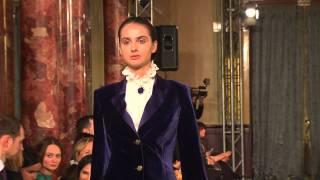 видео A LA RUSSE Anastasia Romantsova Pre-Fall 2014