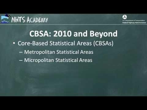 2009 NHTS Census Boundary Update Using 2010 Census Boundaries