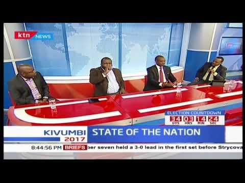 Kivumbi2017: State of the Nation