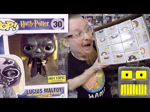 Mega Epic $1000 60 Harry Potter Funko Pop Vinyl Figure Collection Haul