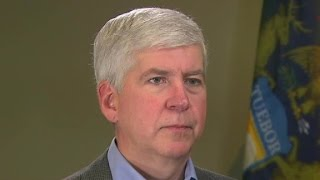 Michigan governor: Flint crisis is failure in government