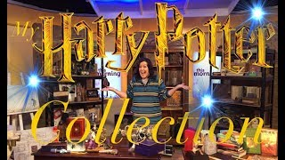 A complete tour of my Harry Potter collection