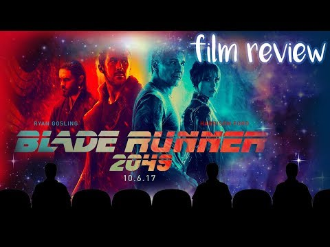 Outer Space Gamers: Episode 05 - Blade Runner 2049 Film Review