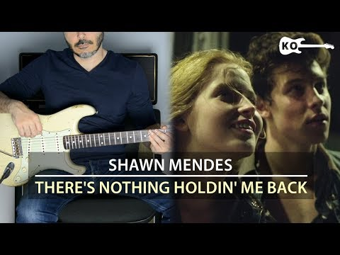Shawn Mendes - There's Nothing Holding Me Back - Electric Guitar Cover By Kfir Ochaion