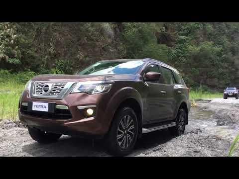 Nissan Terra, Siap Tantang Fortuner dan Pajero Sport!