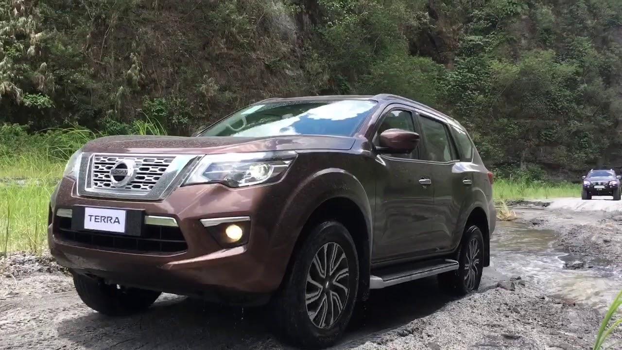 Nissan Terra Siap Tantang Fortuner Dan Pajero Sport YouTube