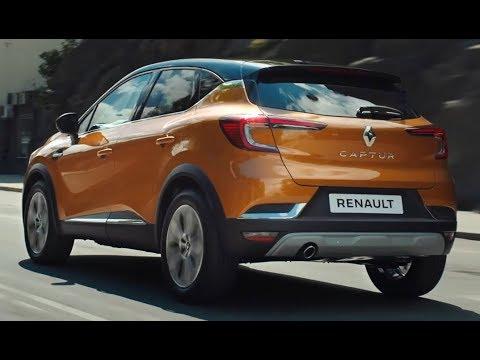2020 Renault Captur – Interior, Exterior and Drive