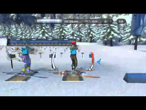 RTL Biathlon 2009, быстрый старт и мнение об игре
