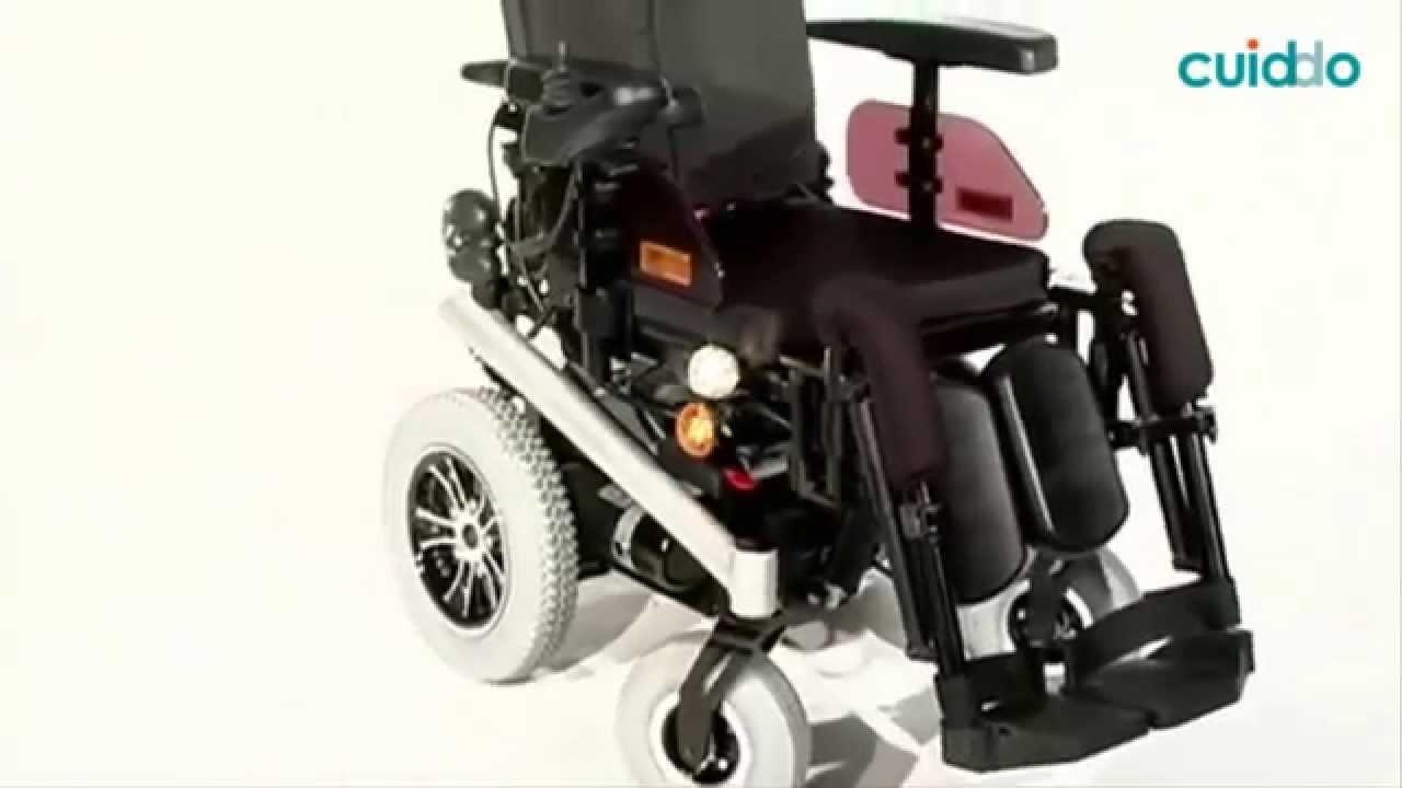 silla de ruedas electrica terra