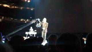 U2 - The Little Things That Give You Away (Live) Santa Clara, CA