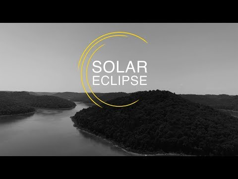 2017 Solar Eclipse @ Center Hill Lake in Tennessee