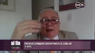 """Ricardo Fonseca: """"37 años de democracia y seguimos viendo el mismo partido"""""""