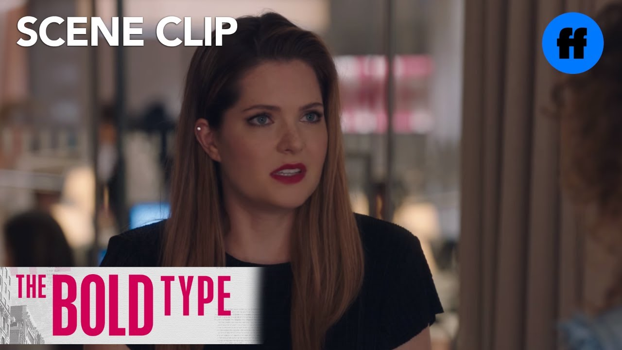 Download The Bold Type | Season 1, Episode 8: Cassie Takes Credit For Sutton's Work | Freeform