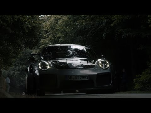 Новый Porsche 911 2018