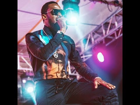 Dbanj Performance and Madness at One Africa Music Fest Dubai