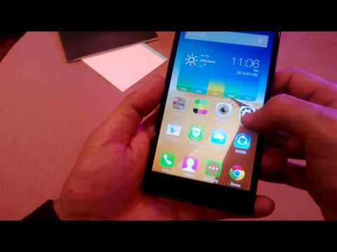 Lenovo P90 Review, Less Free Ram, Good Battery Life