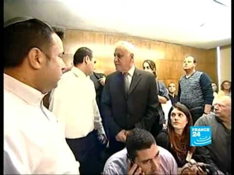L'ex-président Moshe Katzav reconnu coupable de deux viols