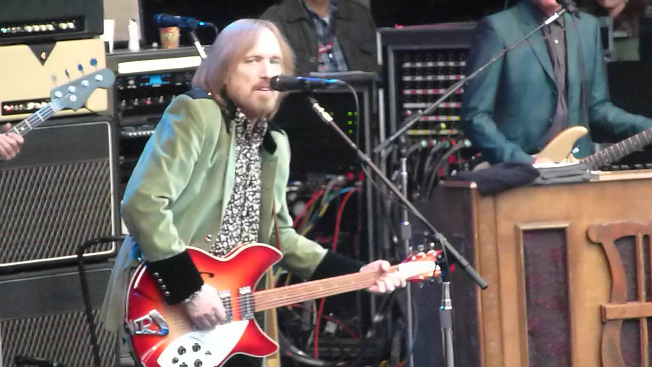 Tom Petty The Heartbreakers Listen To Her Heart Norwegian Wood 2012