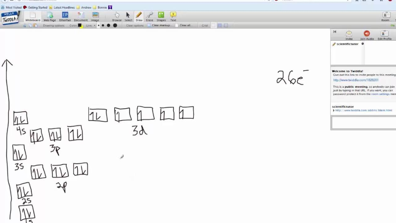 maxresdefault electron configuration orbital diagram iron youtube
