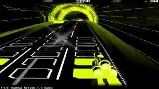 mr fijiwiji insomnia f 777 remix   audiosurf 55
