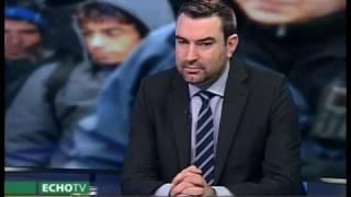Migránsok tízezrei perlik Németországot - Echo Tv