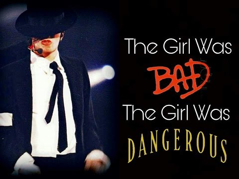 Michael Jackson Dangerous MegaVideoMix Dangerous25 Live Version