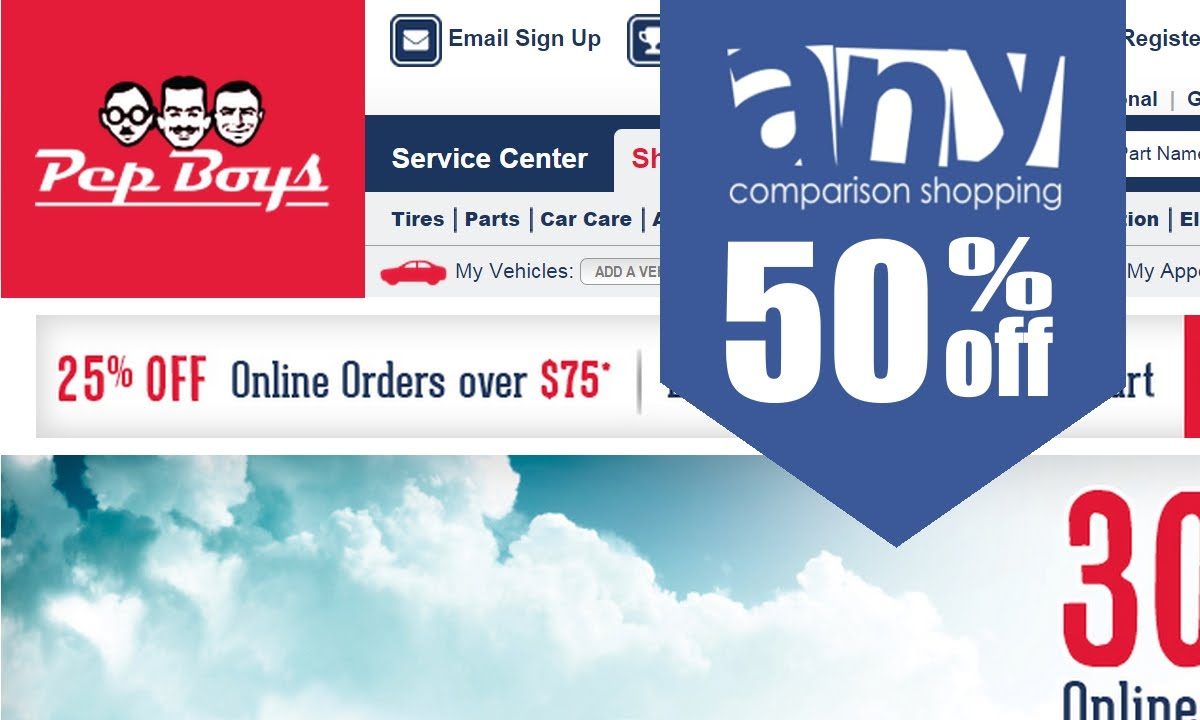 Pepboys Promo Code >> How To Get Use Coupons On Pepboys