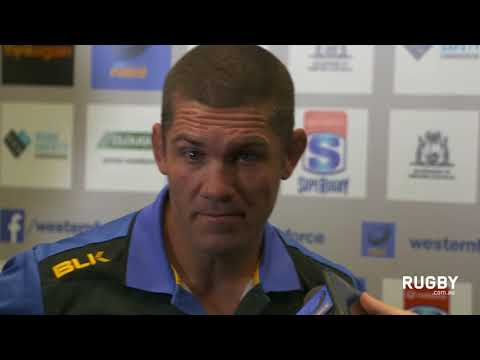 Full press conference: Western Force reaction
