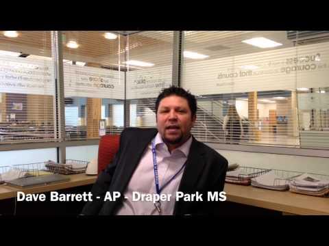 Draper Park Middle School Testimonial