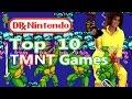 Top 10 Best Teenage Mutant Ninja Turtles Games - TMNT 2014