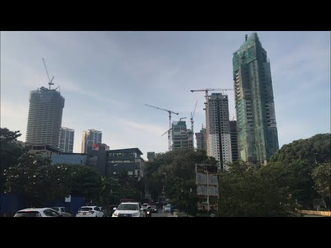 High-speed Developing City – Colombo Sri Lanka 2019