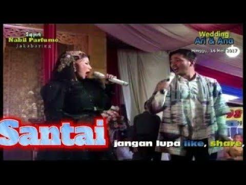 Rita Sugiarto dan Dafi KDI - Santai