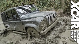 Defender Diaries: Off Road Attack - XCAR