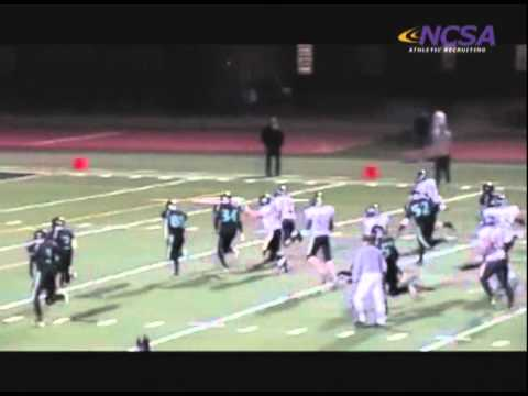 Joshua Roybal (Football Recruiting Video)