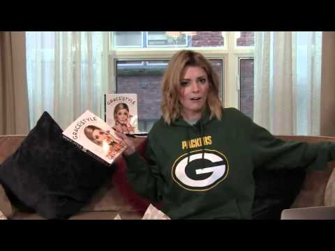 """Grace Helbig Book Signing & Interview 