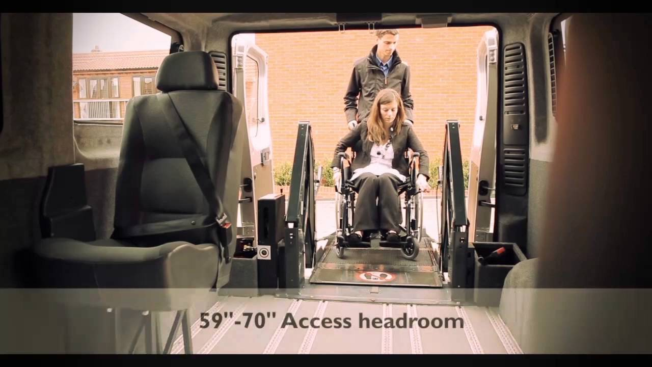 peugeot boxer utah - wheelchair access vehicle - youtube