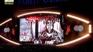 Jay-Z - Juicy (Tribute to Notorious BIG) - Live at Yankee Stadium 9/13/10