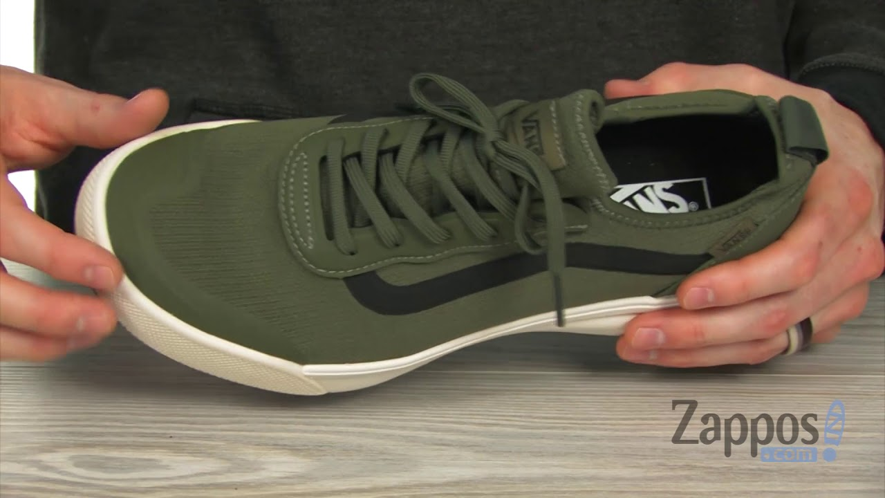 vans knit ultrarange ac shoes